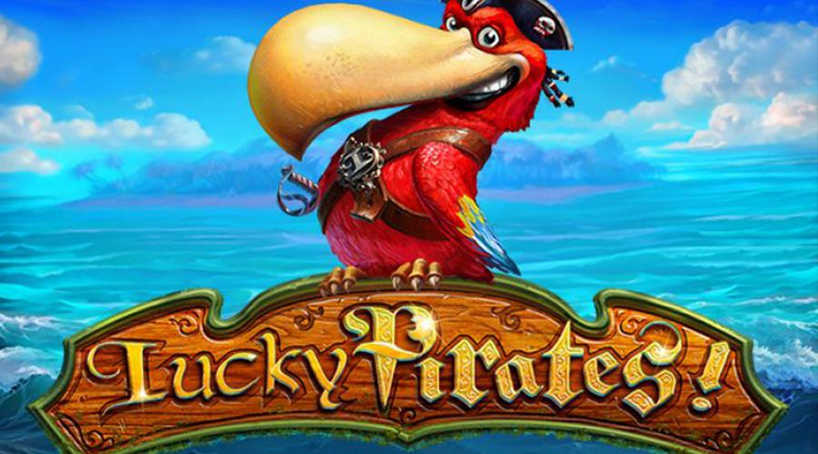 Игровой автомат Lucky Pirates